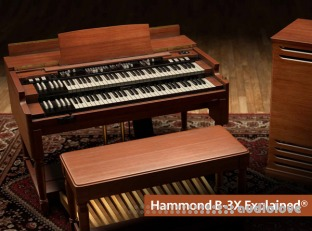 Groove3 Hammond B-3X Explained