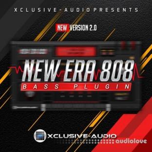 Xclusive Audio New Era 808 Bass Plugin