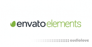 Envato Elements Downstairs on Metal Footsteps Pack