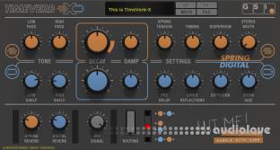 Genuine Soundware TimeVerb-X
