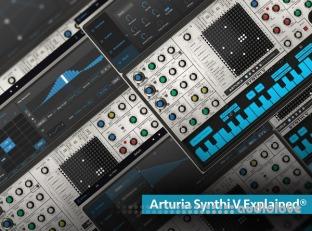 Groove3 Arturia Synthi V Explained