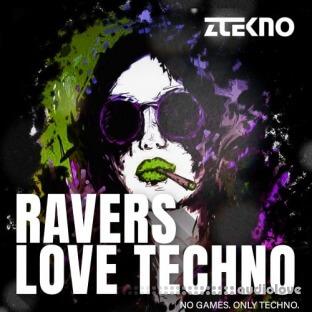 ZTEKNO RAVERS Love TECHNO