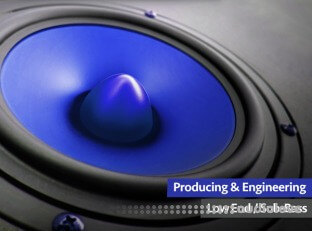 Groove3 Producing and Engineering Low End/Sub-Bass