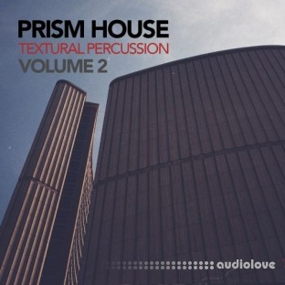 Prism House Textural Percussion Vol.2