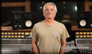 Pro Studio Live Mixing Rock Session with Mike Harris
