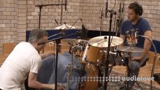 Pro Studio Live Recording a Rock band