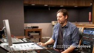 Pro Studio Live Christian Cummings Rock Mixing Session