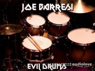Platinum Samples Joe Barresi Evil Drums Presets and Kits for BFD3