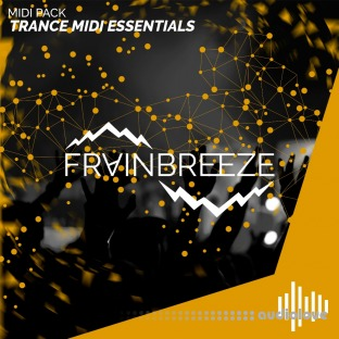Frainbreeze Sound Trance Midi Essentials Vol.1-2