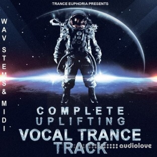 Trance Euphoria Complete Uplifting Vocal Trance Track