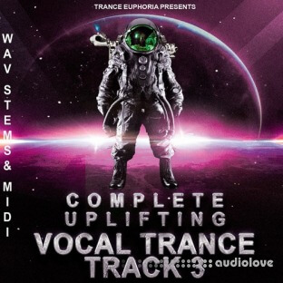 Trance Euphoria Complete Uplifting Vocal Trance Track 3