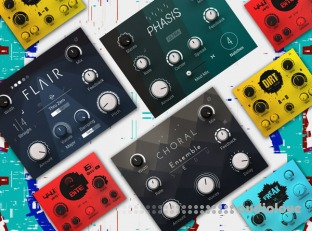 Groove3 Creative Sound Design with Native Instruments Effects Series