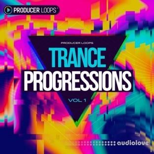 Producer Loops Trance Progressions Vol.1