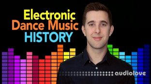 SkillShare The History of Electronic Dance Music in the 20th Century
