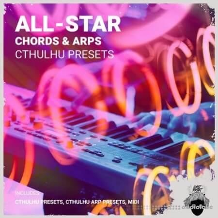 GHST PRJKT All-Star Cthulhu Chords Synth Presets MiDi