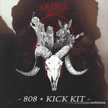 Ardist 808 and Kick Kit Ardist x Jynx WAV