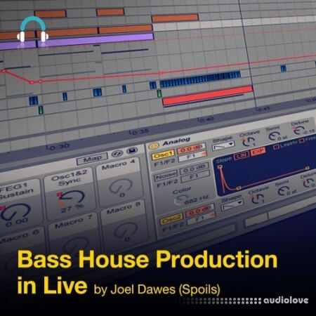 Producertech Bass House Production in Live TUTORiAL