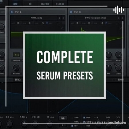 Production Music Live SERUM Presets FULL Pack Synth Presets