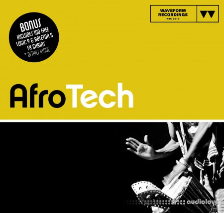 Waveform Recordings Afro-Tech WAV