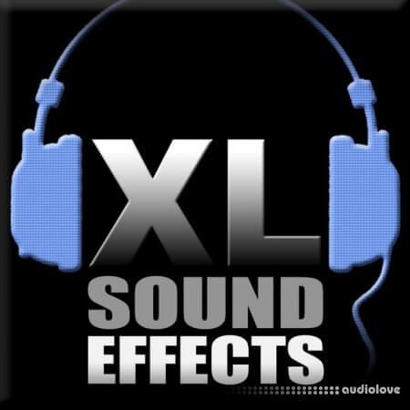 Calmsound XL Sound Effects WAV