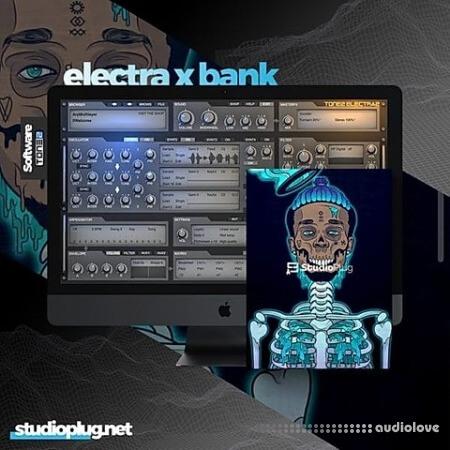 StudioPlug Cerulian (Electra X Presets Bank) Synth Presets