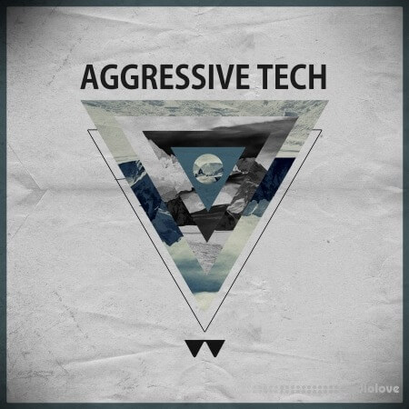Waveform Recordings Aggressive Tech WAV