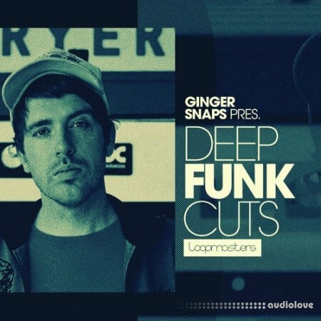 Loopmasters Ginger Snaps Deep Funk Cuts MULTiFORMAT