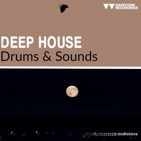 Waveform Recordings Deep House Drums and Sounds WAV