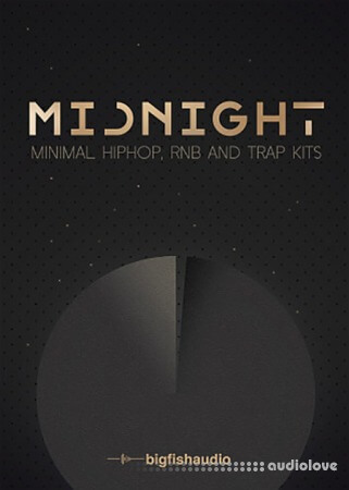 Big Fish Audio Midnight Minimal Hip Hop RnB and Trap Kits MULTiFORMAT KONTAKT