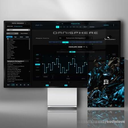 StudioPlug Diamonds (Omnisphere Bank)