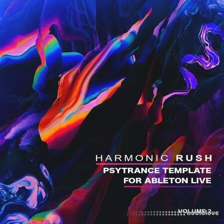 Harmonic Rush Focus Psytrance Template Vol.2