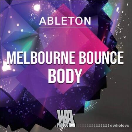 WA Production Melbourne Bounce Body