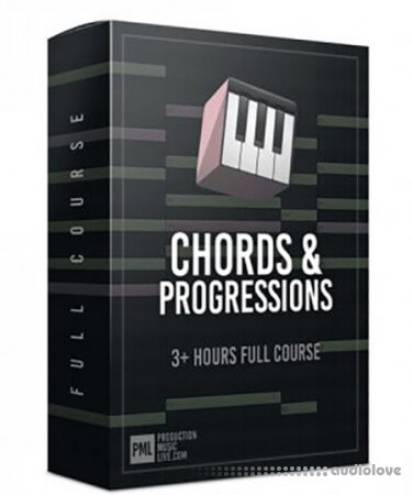 Production Music Live Chords and Progressions FL Studio TUTORiAL
