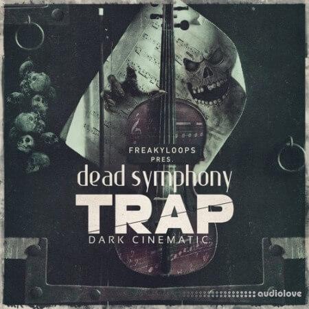 Freaky Loops Dead Symphony Trap WAV Battery