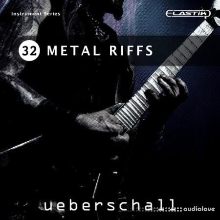 Ueberschall Metal Riffs Elastik