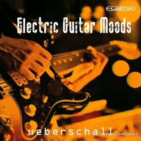 Ueberschall Electric Guitar Moods