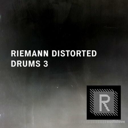 Riemann Kollektion Riemann Distorted Drums 3