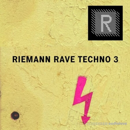 Riemann Kollektion Riemann Rave Techno 3