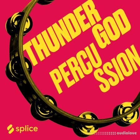 Splice Originals Thundergod Percussion
