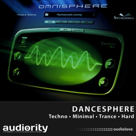 Audiority Dancesphere Synth Presets