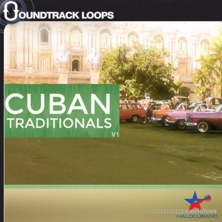 Soundtrack Loops Cuban Traditionals WAV Maschine