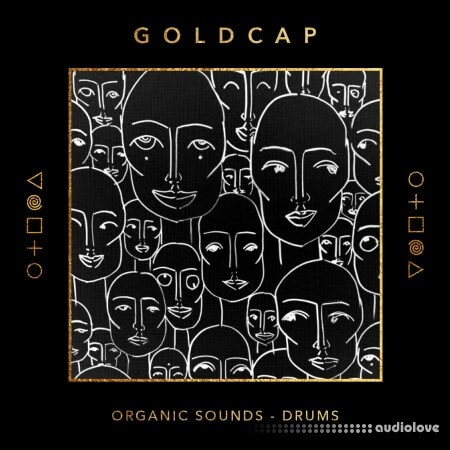 Splice Sounds Goldcap Organic Sounds Drums and Percussion WAV