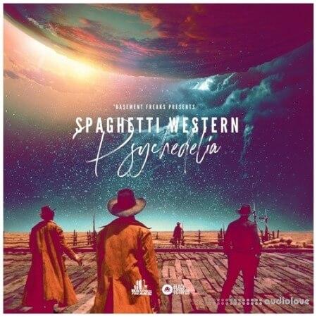 Black Octopus Sound Basement Freaks Spaghetti Western Psychedelia WAV