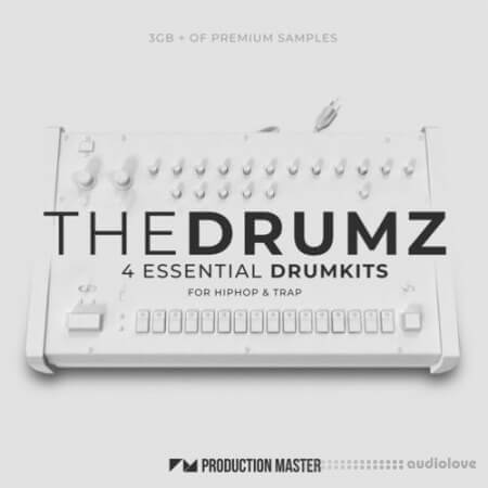Production Master The Drumz WAV