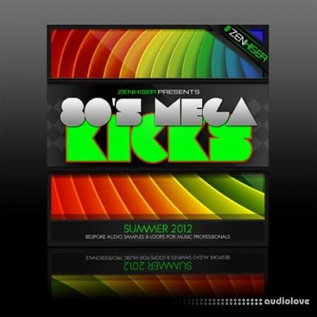 Zenhiser 80's Mega Kicks WAV