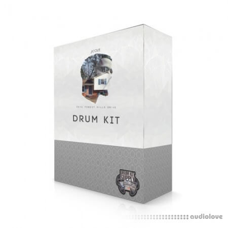 J COLE Hill Forest DRUM KIT