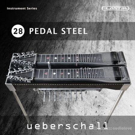 Ueberschall Pedal Steel Elastik