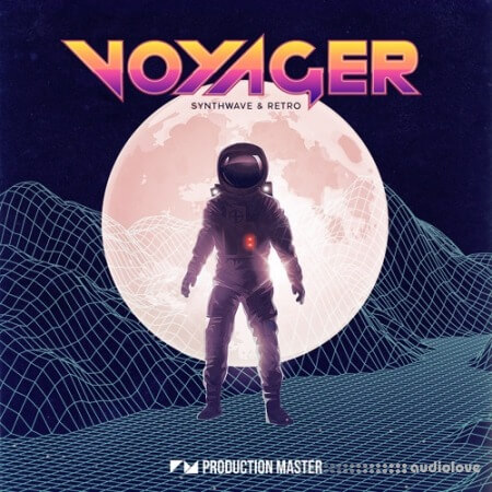Production Master Voyager Synthwave and Retro