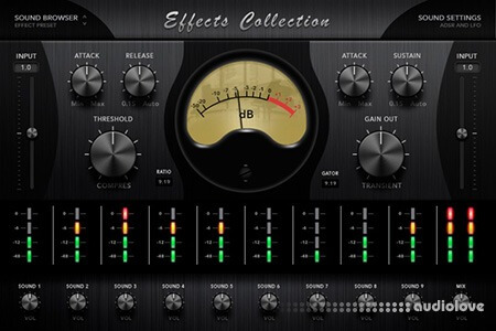 Muze Effects KONTAKT