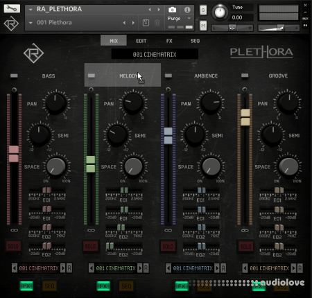 Rigid Audio Plethora KONTAKT